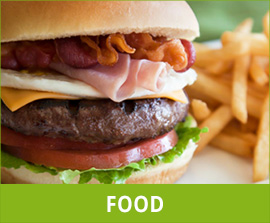 green timbers pub homepage food link image